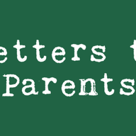 Letter for our Families - January 7th